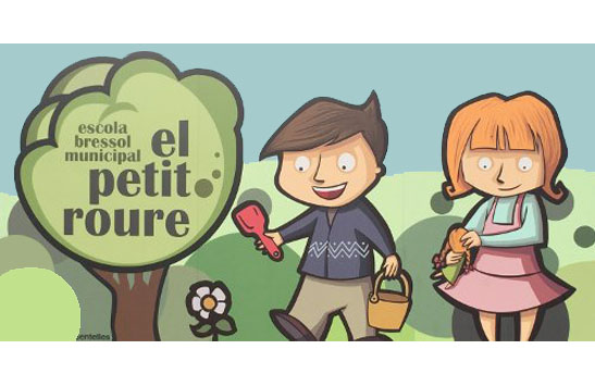EBM EL PETIT ROURE. Escola bressol municipal de Sant Fost