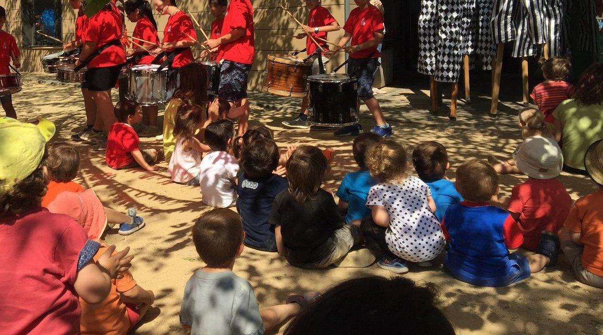 Festa escola bressol Mestre Jané Sant Feliu de Codines