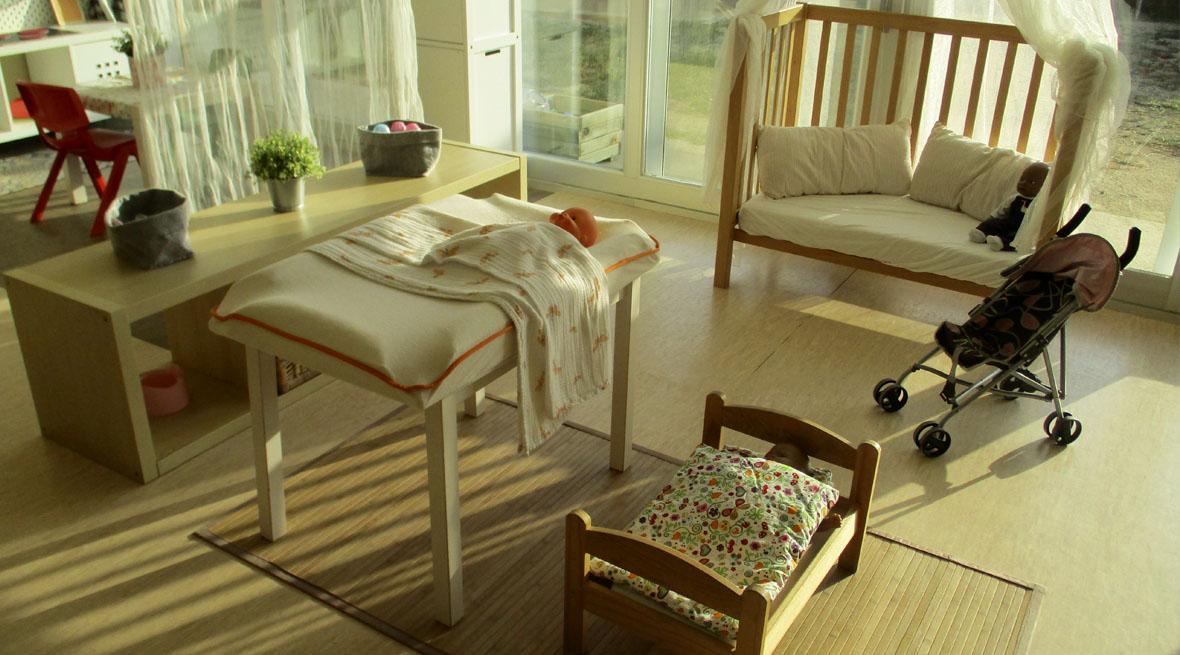 Slider interior llar infants Castellnins de Castellgalí