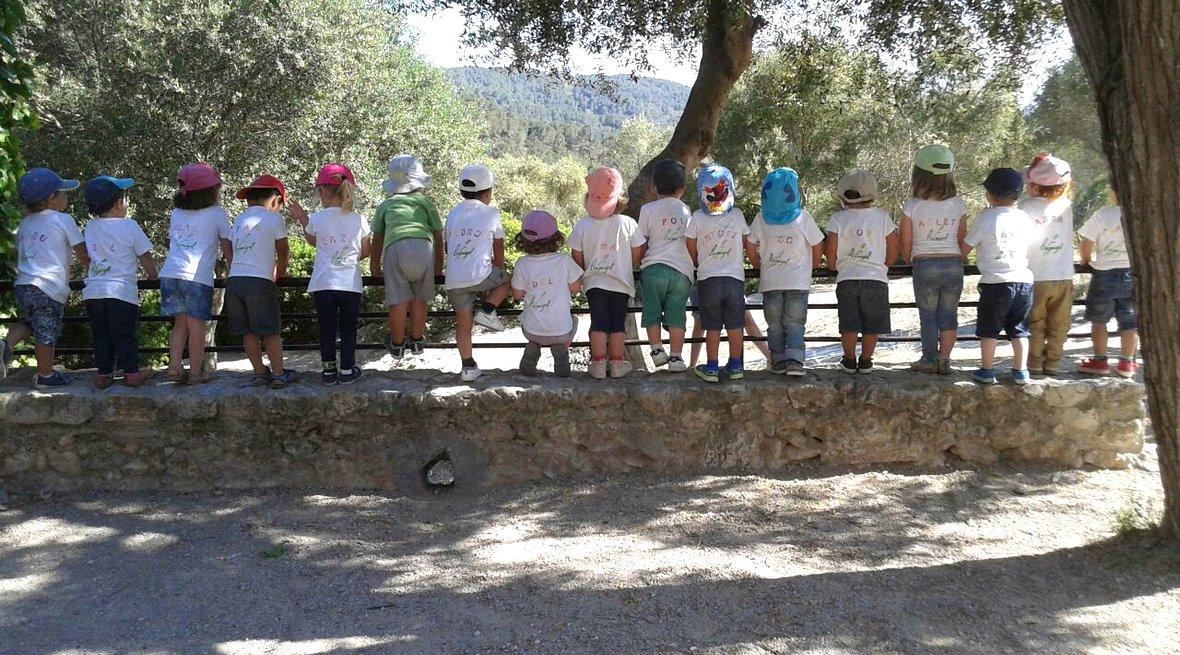 Activitats a la natura LLIM Espígol Sant Pere de Ribes