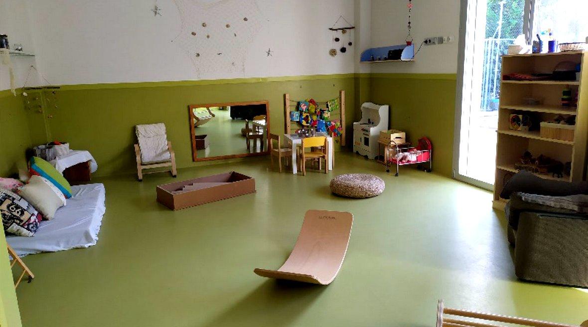 Escola bressol Espígol Sant Pere de Ribes