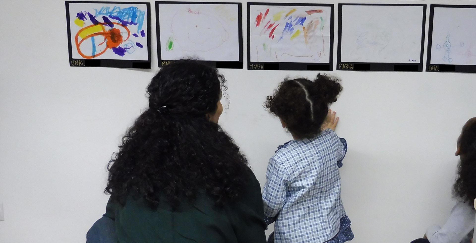 Relació escola i família - Gestió escoles bressol municipals Cavall de Cartró