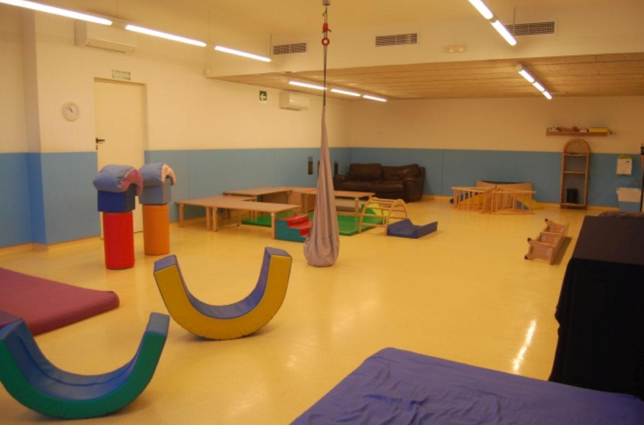 Psicomotricitat infantil - Cavall de Cartró escoles bressol municipals