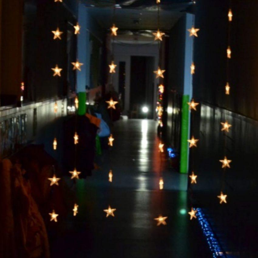 Dia sense llum a escoles bressol municipals Cavall de Cartró