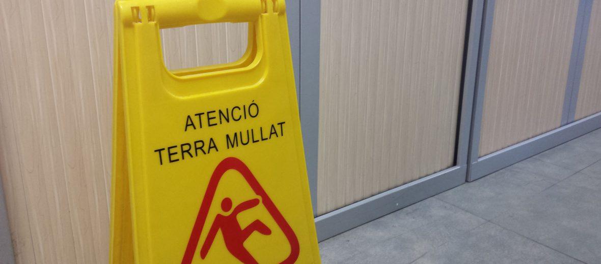 Protocols de neteja a escoles bressol municipals - Cavall de Cartró