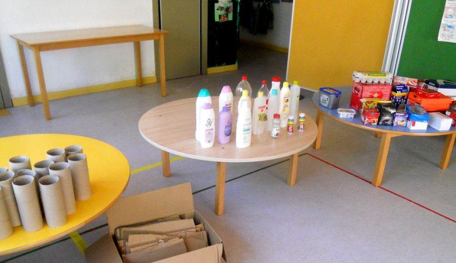 Imaginació i creativitat escoles bressol Cavall de Cartró