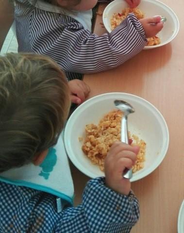 Dret dels infants - Dret a l'alimentació