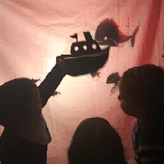 Teatre a les escoles bressol Cavall de Cartró 02