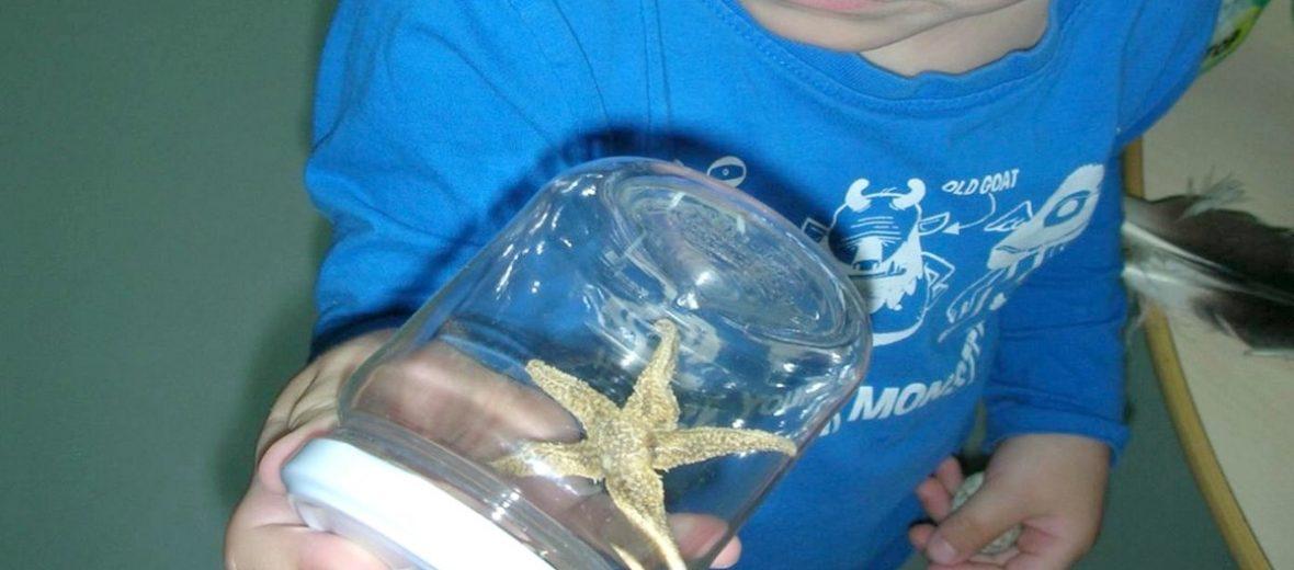 Espai de ciència a Escola bressol Virolet Badalona