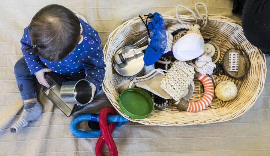 Espais, joguines i materials a l'escola bressol