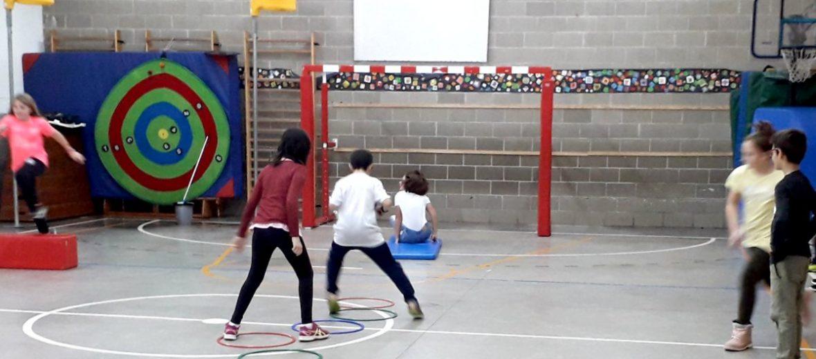 L'alimentació i l'esport a les escoles