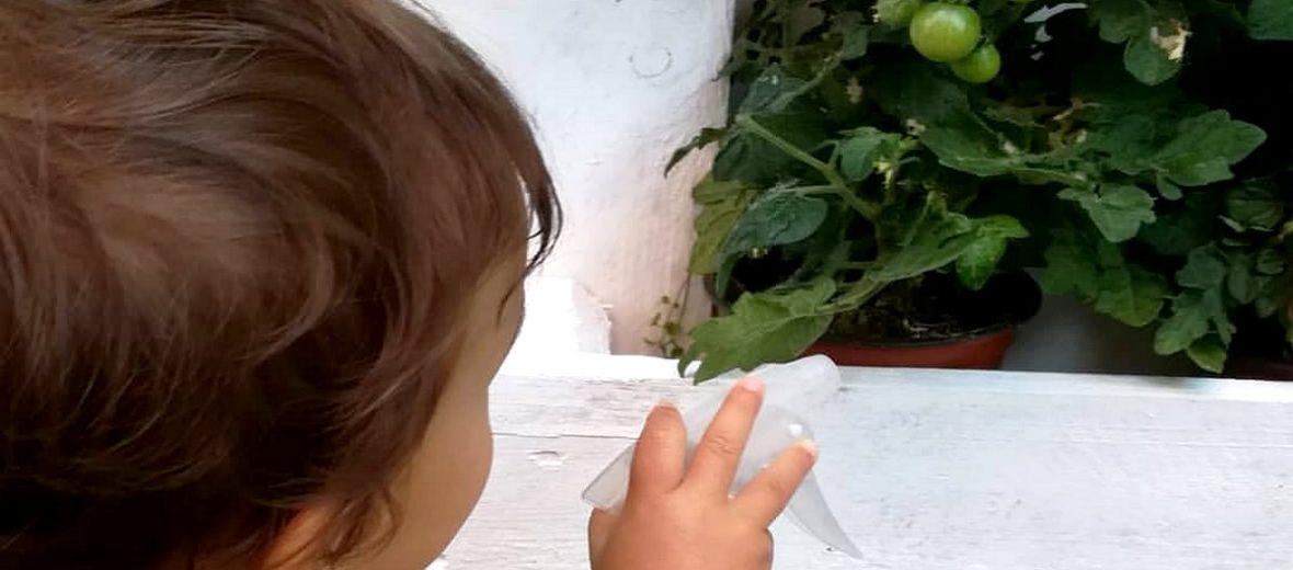 Què podem fer a casa amb infants 0-3 anys