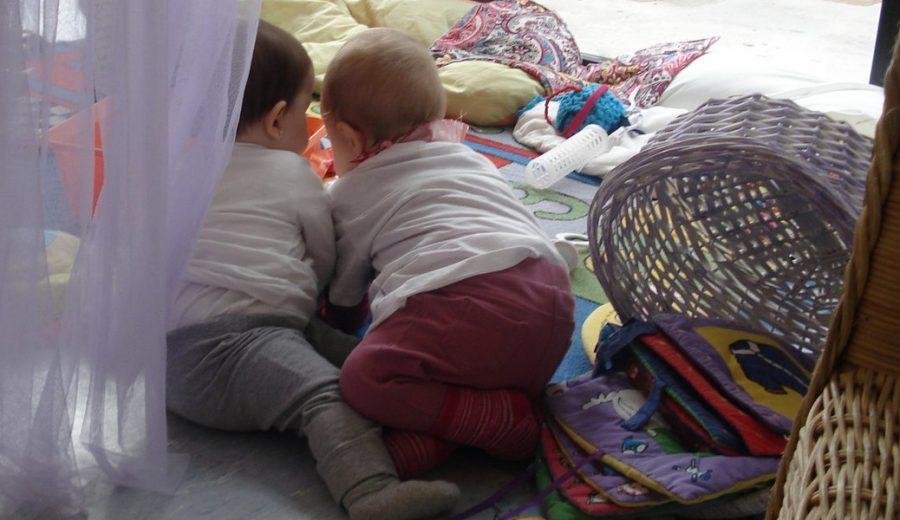El moviment a la primera infància